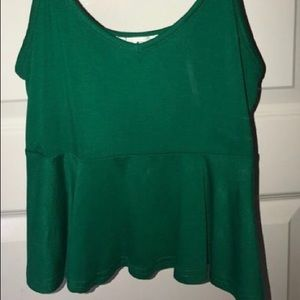 Forever 21 Crop Tank Top